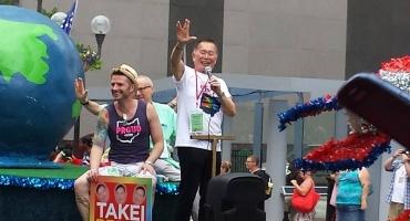 Photos: George Takei Pride