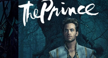 INTO THE WOODS Character Cards Series - Chris Pine