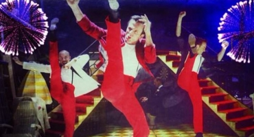 Photo Flash: Saturday Intermission Pics - November 22 - WICKED, ON THE TOWN, KINKY BOOTS, and Many More!