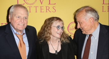 Photo Coverage: Mia Farrow and Brian Dennehy Celebrate Opening Night of LOVE LETTERS!