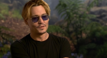 Fascinating New INTO THE WOODS Interview With Johnny Depp