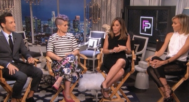 VIDEO: First Look - Melissa Rivers Makes First Public Appearance on E!'s Joan Rivers Tribute