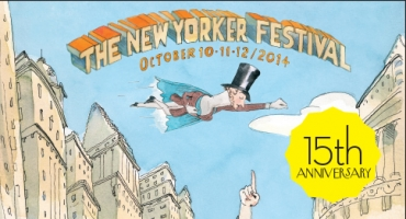 A Quick Look at the 2014 THE NEW YORKER FESTIVAL