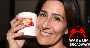 WAKE UP with BWW 10/24/14 - WIESENTHAL, PHANTOM Pop-Up, THE LAST SHIP and More!