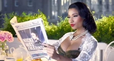 VIDEO: Watch Nicki Minaj in All-New Promo for 2014 MTV EMA's