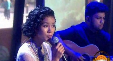 VIDEO: Jhene Aiko Performs New Single 'The Pressure' on TODAY