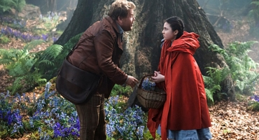 UPDATE: Character Names in Disney's INTO THE WOODS Movie Unchanged from Stage Version