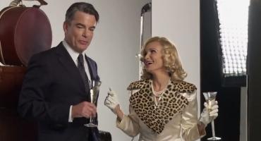 VIDEO: First Look - Kristin Chenoweth & Peter Gallagher in ON THE TWENTIETH CENTURY!