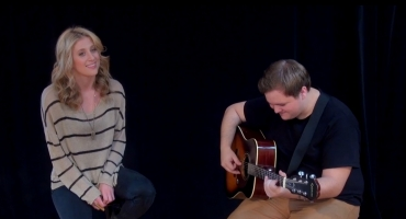 BWW TV Exclusive: CUTTING-EDGE COMPOSERS CORNER- In the Studio with Alexander Sage Oyen and Caissie Levy!