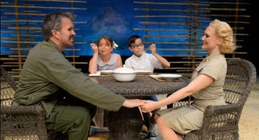 Photo Flash: First Look at George Dvorsky and Haley Swindal in WBT's SOUTH PACIFIC