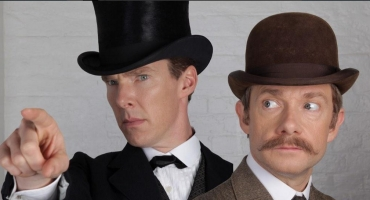 Photo: FIRST LOOK - Benedict Cumberbatch in Upcoming New Season of SHERLOCK