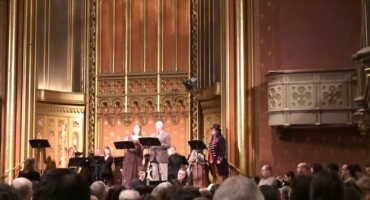 STAGE TUBE: First Look at PURCHASE OF MANHATTAN Opera at the Marble Collegiate Church in NYC