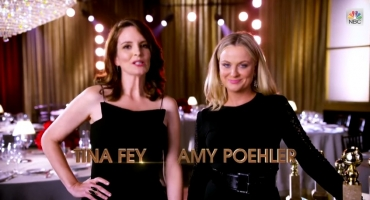 VIDEO: Hosts Tina Fey & Amy Poehler Reveal Wardrobe Plans in GOLDEN GLOBE AWARD Promo