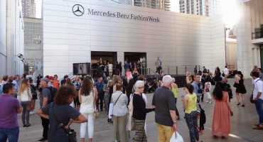 NYFW Kicked Out of Lincoln Center for Good