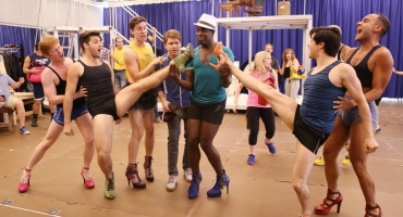 BWW TV: They're Hittin' the Road- Watch a Preview of KINKY BOOTS on Tour!