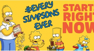 FXX's Twelve-Day THE SIMPSONS Marathon Kicks Off Today!