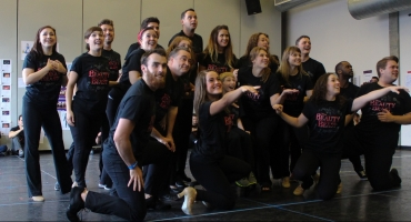 BWW TV: Belle is Back! Inside Rehearsal for BEAUTY AND THE BEAST International Tour