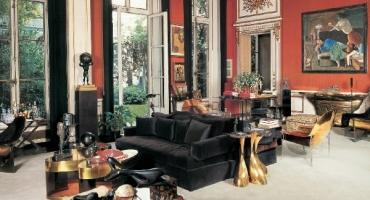 Demisch Danant Honors Legendary Decorator with Exhibit, PARIS MATCH, 11/7