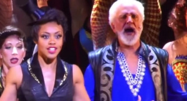 STAGE TUBE: Highlights from PIPPIN National Tour, Starring Sasha Allen, Matthew James Thomas & More!