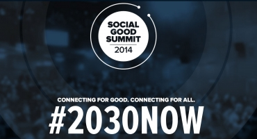 How to Watch the 2014 Social Good Summit Online!