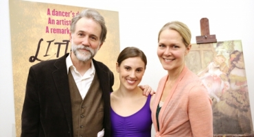 Photos + Videos: The Making of Ahrens & Flaherty's LITTLE DANCER, Opening Tonight at the Kennedy Center!