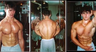 Pro Powerlifter, Sean Turi
