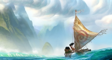 FIRST LOOK - Concept Art for Disney's 'Frozen' Follow-Up MOANA