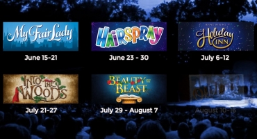 Breaking News: The Muny Unveils 2015 Season from HAIRSPRAY to INTO THE WOODS & 3 Premieres!