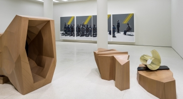 Guggenheim Museum Presents Beijing-Based Artist in WANG JIANWEI: TIME TEMPLE, Today