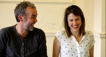 Photo Flash: In Rehearsal with John Hannah and More for Anya Reiss's UNCLE VANYA