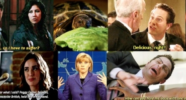 BWW's Top Ten TV gifs of the Week; HOW TO...MURDER, JANE THE VIRGIN, SNL and More!