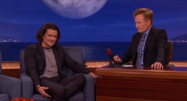 STAGE TUBE: Orlando Bloom Wants To Make A Porno Version Of THE HOBBIT