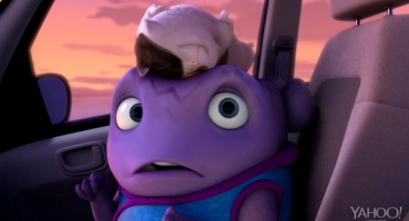 VIDEO: First Look - All-New Trailer for DreamWorks Animation's HOME