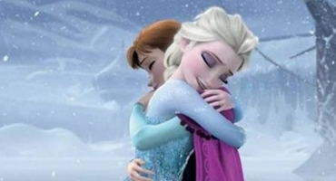 Disney's FROZEN Among Top Two Most Pirated Films of 2014