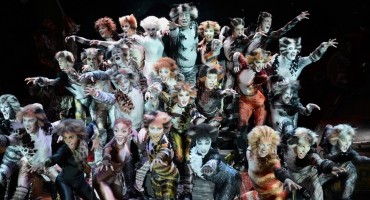 New Photos of West End CATS