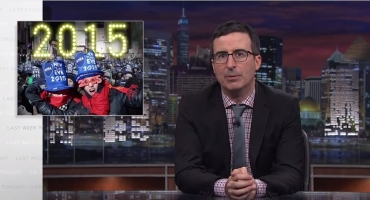 VIDEO: JOHN OLIVER Hates New Years & Offers Great Excuses to Get Out of It!