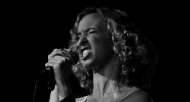Belén Pasqualini en el Hard Rock