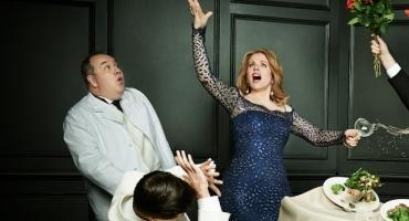 Breaking News: Douglas Sills, Anna Chlumsky, Blake Hammond and Scott Robertson Join Renée Fleming in LIVING ON LOVE