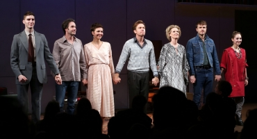 Photo Coverage: Ewan McGregor, Maggie Gyllenhaal & THE REAL THING Cast Take Opening Night Bows
