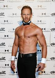90210 & Sharknado Star Ian Ziering to Return to Las Vegas Chippendales June 12 – July 19 at The Rio