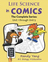Life Science in Comics by Randy Yang is Released