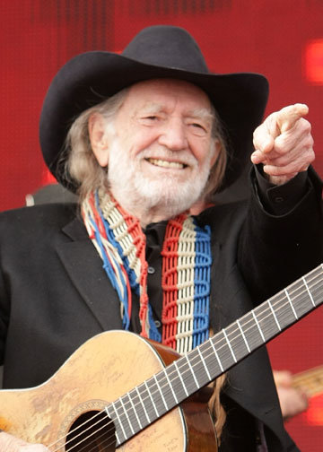 SONY/Legacy Recordings to Release New Willie Nelson Album 'Band of Brothers', 6/17