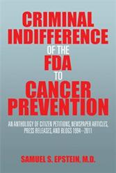 New Book Reveals FDA Inconsistencies