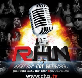 CEO Atonn Muhammad of Real Hip-Hop Network Set for Clear Channel Business Talk Radio