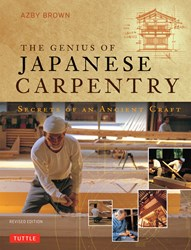 Tuttle Publishing Releases 'The Genius of Japanese Carpentry'