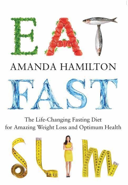 Britain's Celebrity Nutritionist Amanda Hamilton Announces UK Diet Craze, EAT, FAST, SLIM