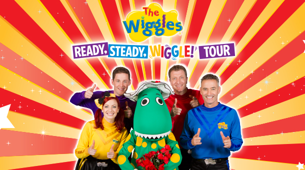 The Wiggles Ready, Steady, Wiggle' North American Tour to Hit MA This September
