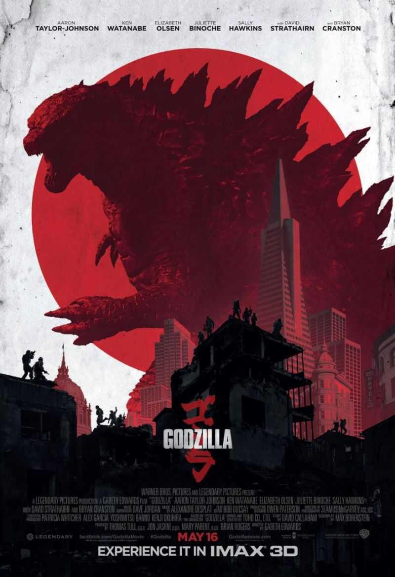 GODZILLA: Original Motion Picture Soundtrack Due Out 5/13
