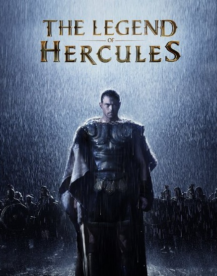 LEGEND OF HERCULES Tops Rentrak's Ten Digital Movie Purchases & Rentals for Week Ending  5/4