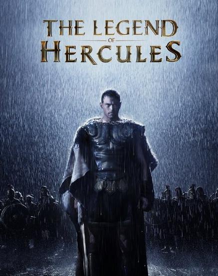 LEGEND OF HERCULES Tops Rentrak's Ten Digital Movie Purchases & Rentals for Week Ending  5/4